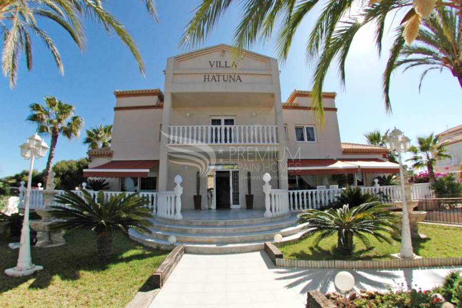 Resale - Villa - Orihuela - Playa Flamenca