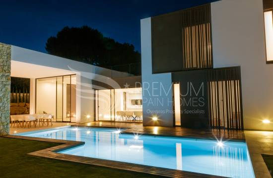Villa - New Build - Teulada - Moraira