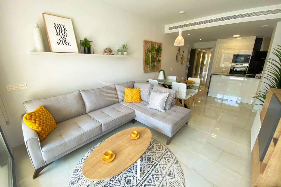 New Build - Apartment - Orihuela - Los Altos