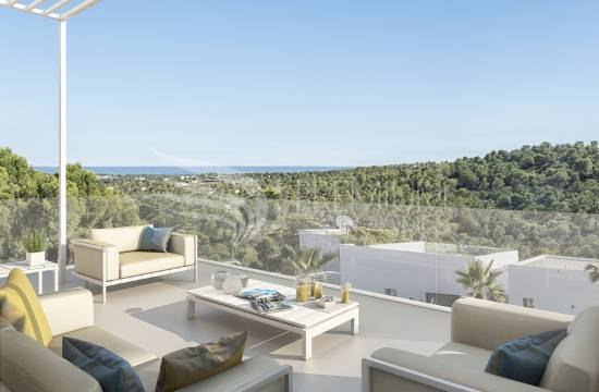 Penthouse - New Build - Orihuela - Las Colinas Golf