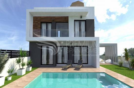 Villa - New Build - Orihuela - Lomas De Cabo Roig