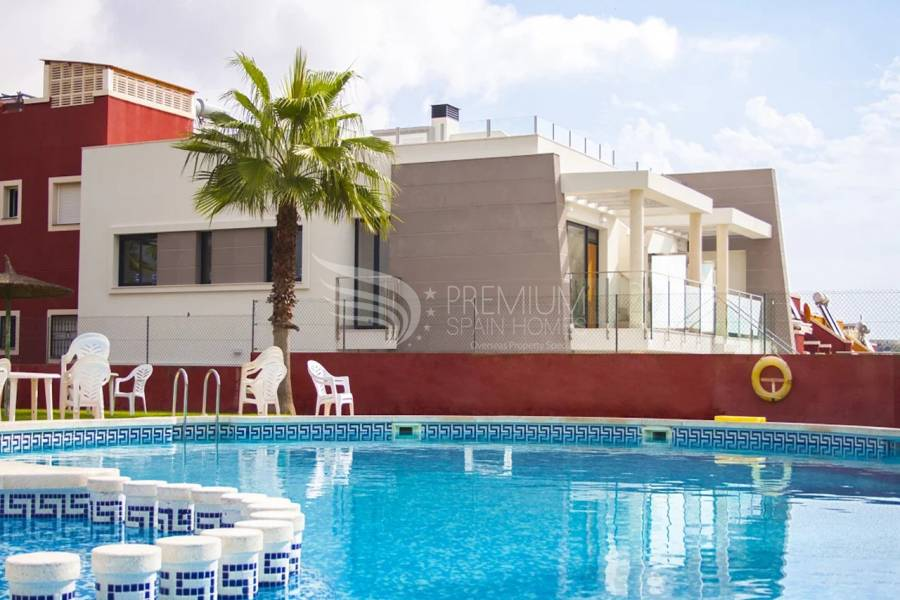 New Build - Apartment - Orihuela - Los Almendricos