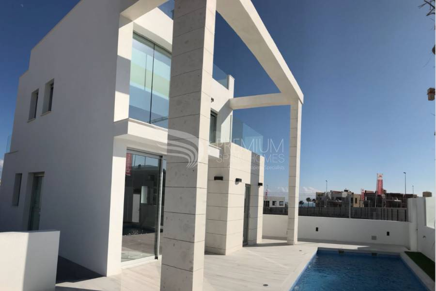 New Build - Villa - Orihuela - Cabo Roig
