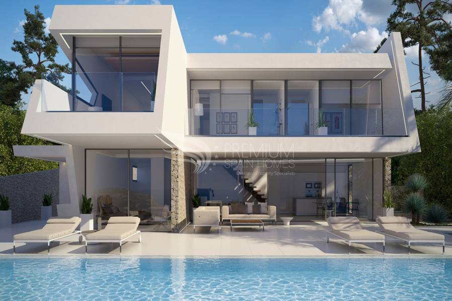 New Build - Villa - Teulada - Moraira