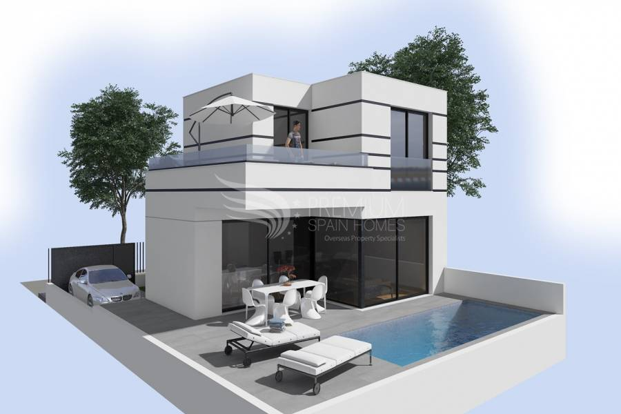 New Build - Villa - Dolores