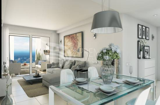 Apartment - New Build - Torrevieja - Panorama Mar