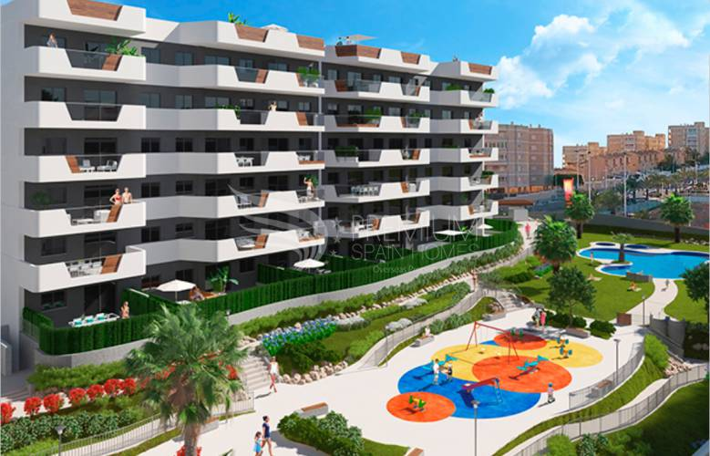 PCB-87539 - Apartment  Elche