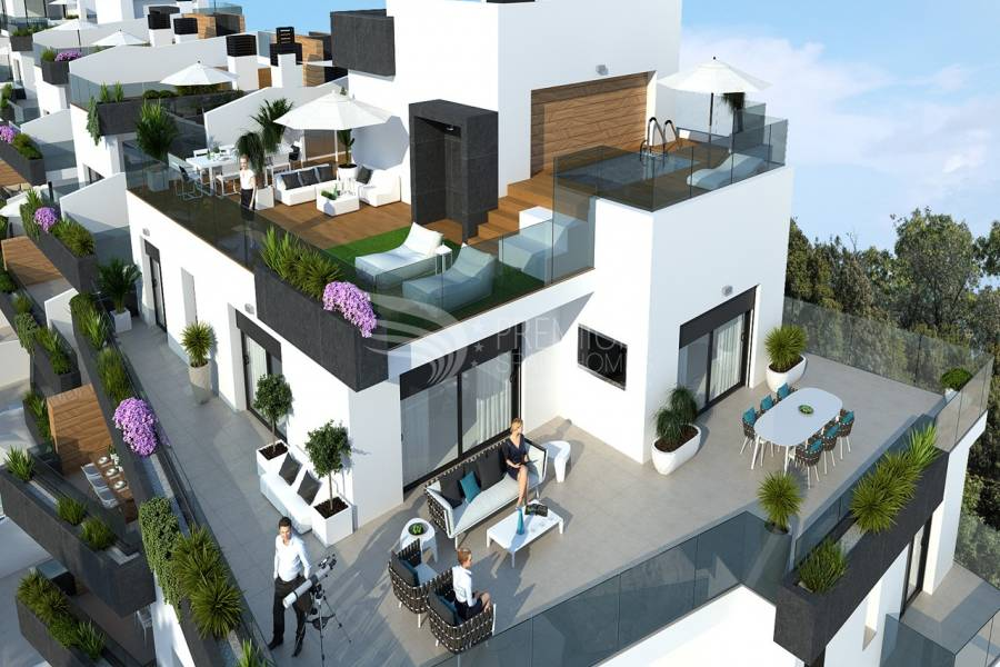 New Build - Penthouse - Orihuela - Los Dolses