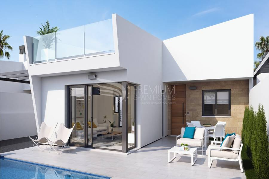 New Build - Villa - Murcia - Los Dolores