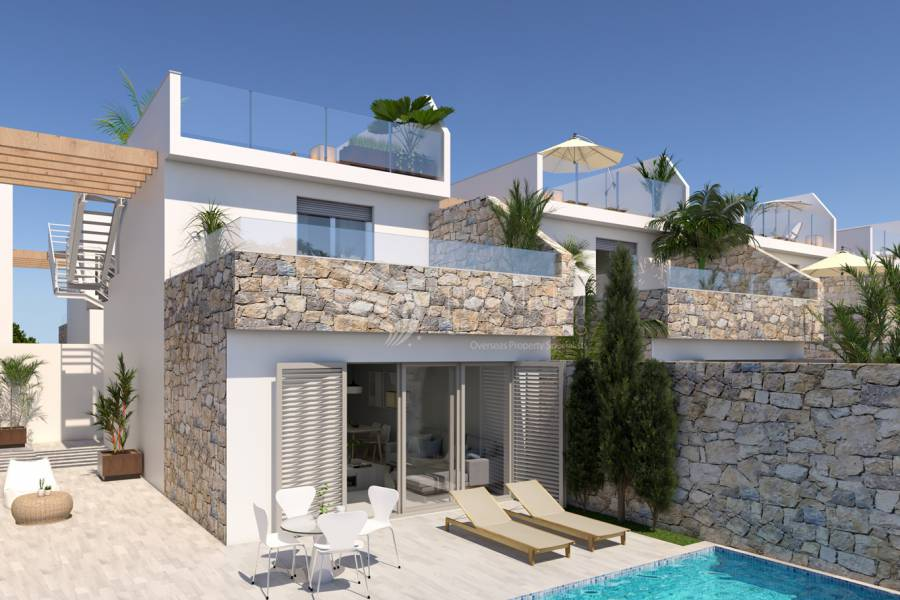 New Build - Villa - Los Alcázares
