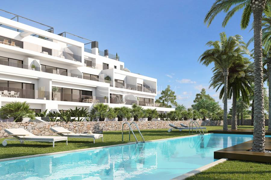 New Build - Apartment - Orihuela - Las Colinas Golf