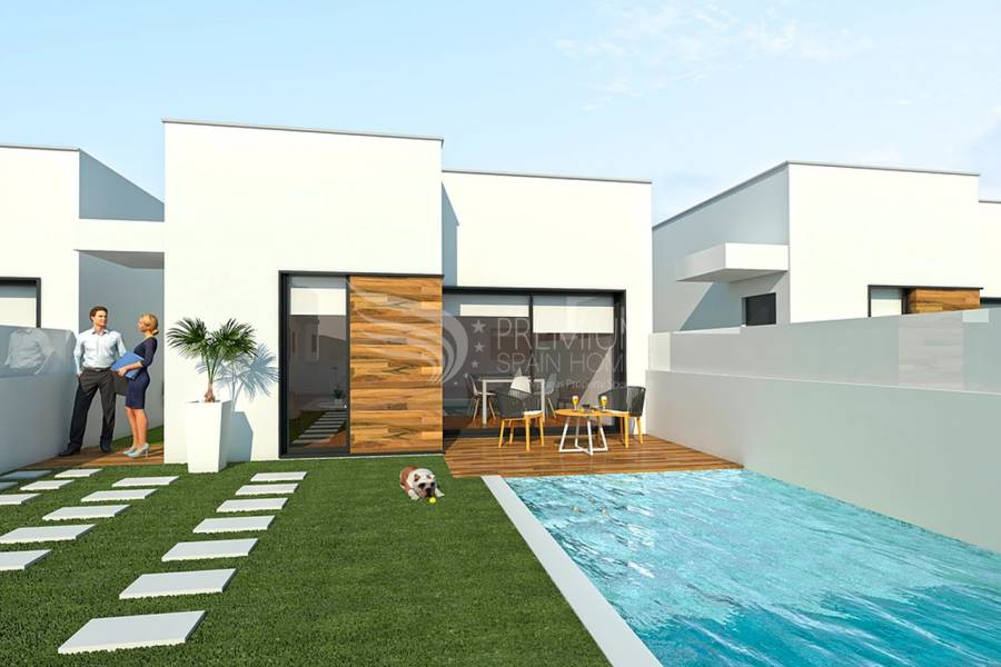 New Build - Villa - San Javier - Roda