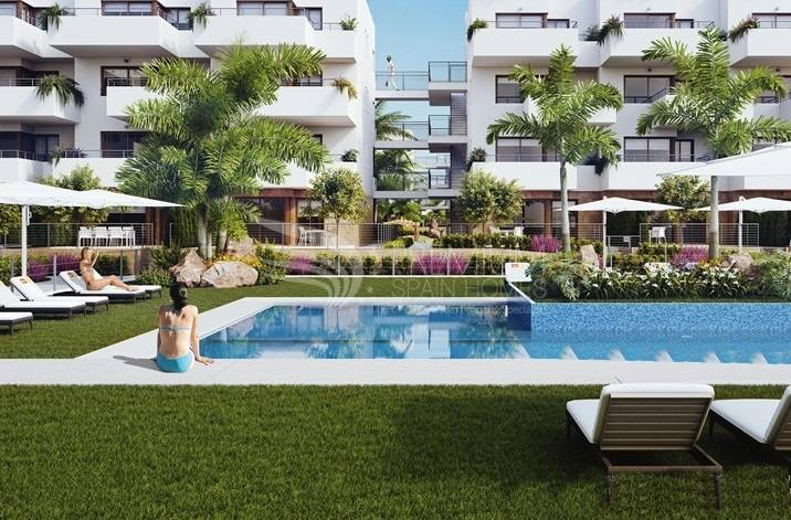 New Build - Apartment - Orihuela - Lomas De Cabo Roig
