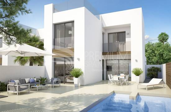 Villa - New Build - Benijofar - Benijófar