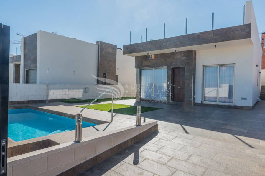 New Build - Villa - Orihuela - Villamartin