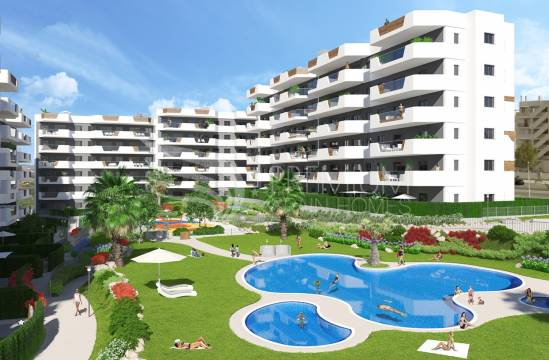 Apartment - New Build - Elche - Elche