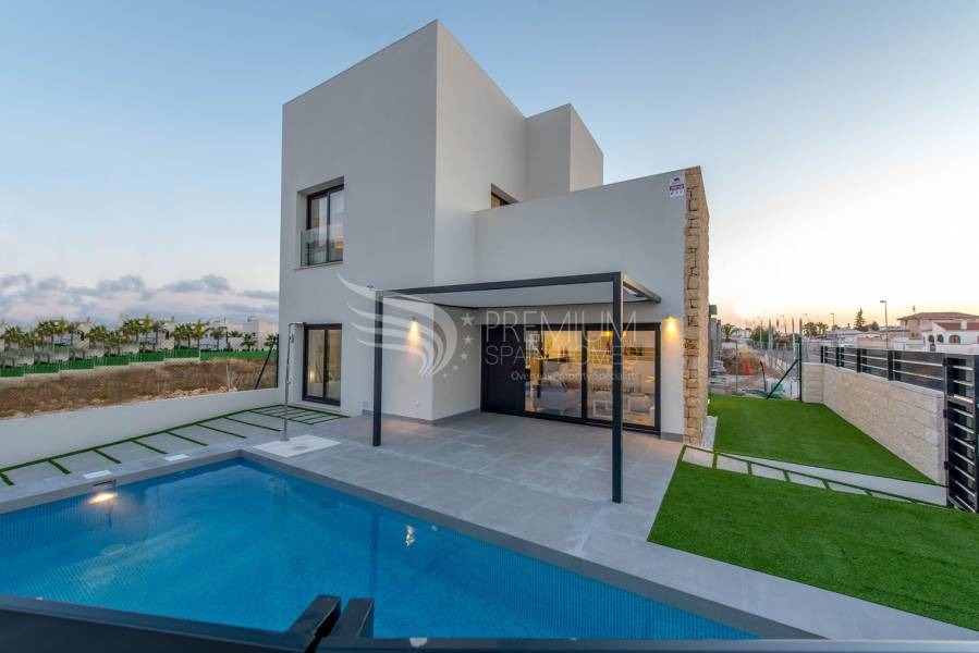 New Build - Villa - Rojales - Doña Pepa