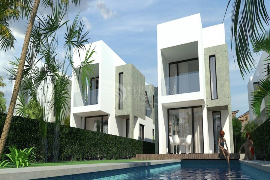 New Build - Villa - Elche
