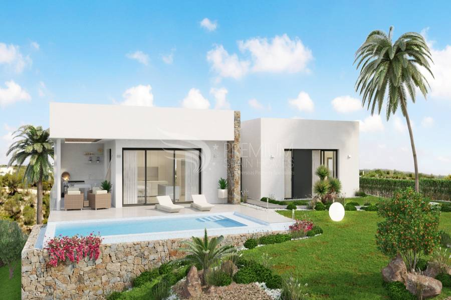 New Build - Villa - Orihuela - Las Colinas Golf
