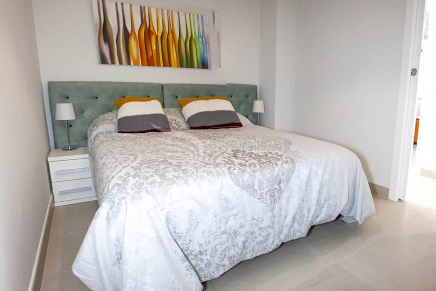 New Build - Apartment - Orihuela - Los Almendros