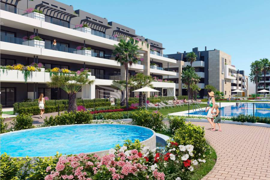 New Build - Penthouse - Orihuela - Playa Flamenca