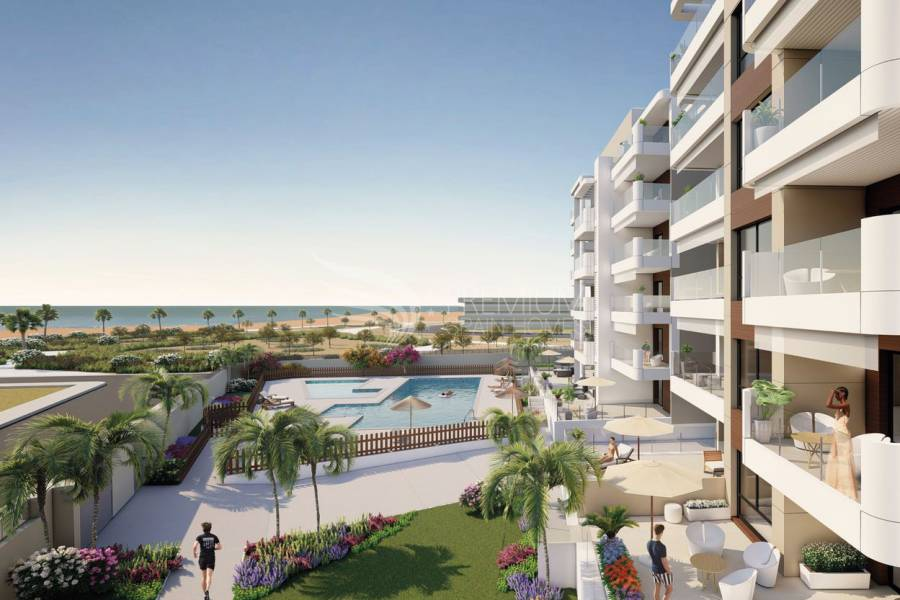 New Build - Apartment - Orihuela - Mil Palmeras