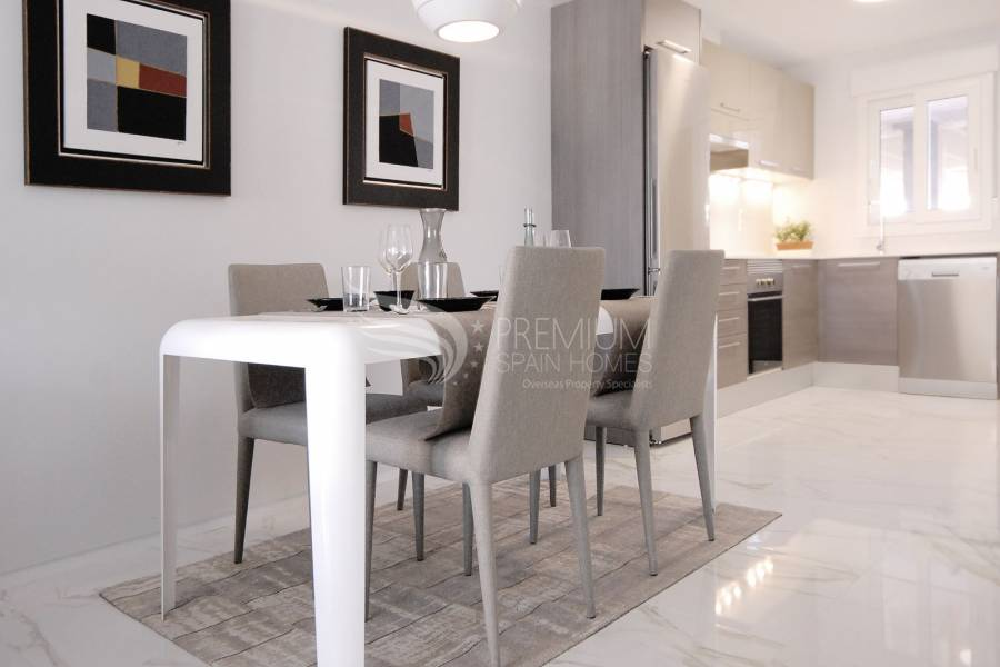 New Build - Apartment - Elche - La Marina Del Pinet