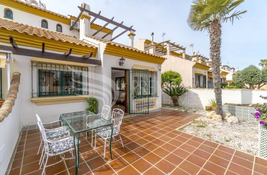 Townhouse - Resale - Orihuela - La Zenia