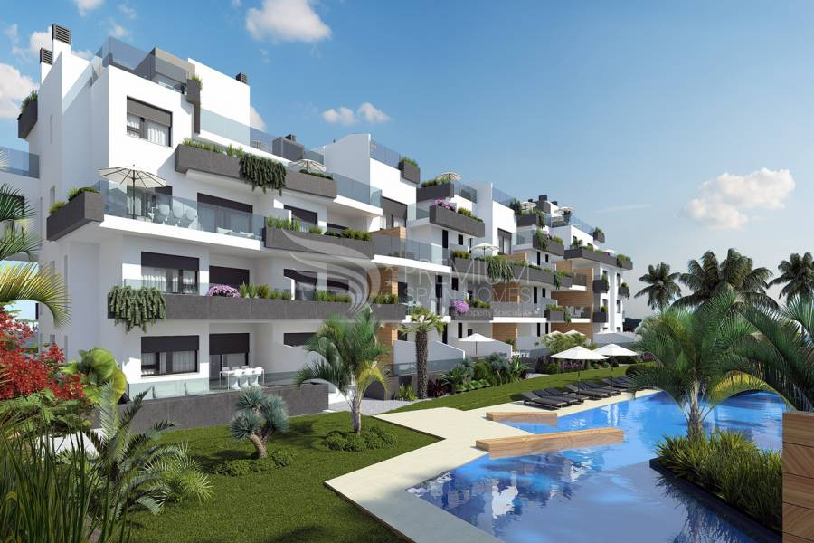 New Build - Apartment - Orihuela - Los Dolses