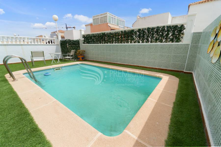 Resale - Townhouse - Orihuela - Pau 26