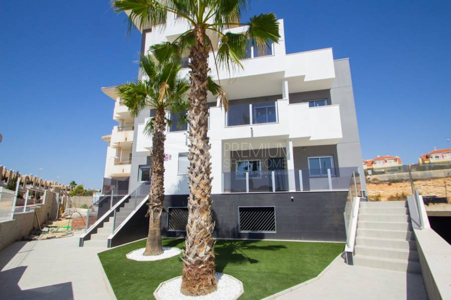 New Build - Apartment - Orihuela - Las Filipinas