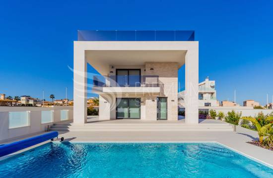 Villa - New Build - Orihuela - La Zenia