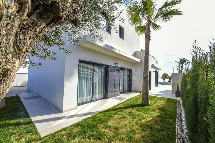 New Build - Villa - Orihuela - Dehesa De Campoamor