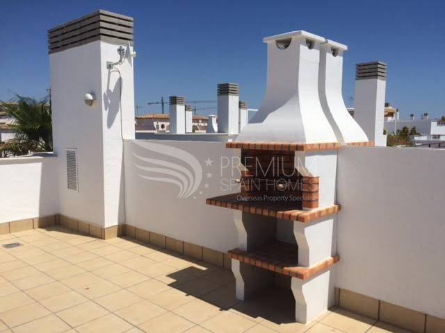Resale - Bungalow Top Floor - Orihuela Costa - Los Altos