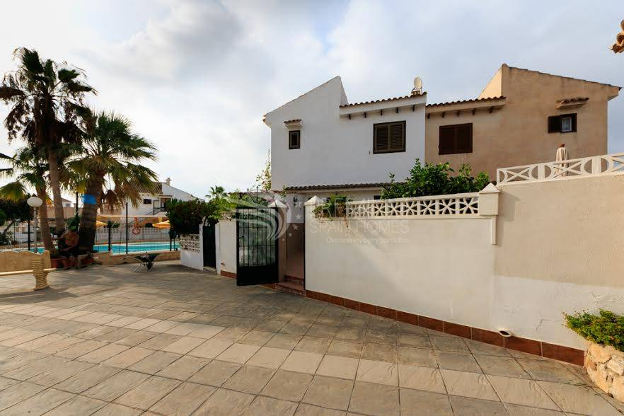 Resale - Semi-Detached - Torrevieja - Torreblanca