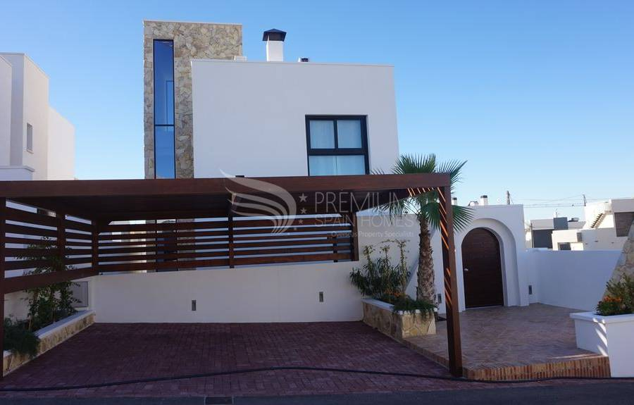 New Build - Villa - Torrevieja - Torre Del Moro