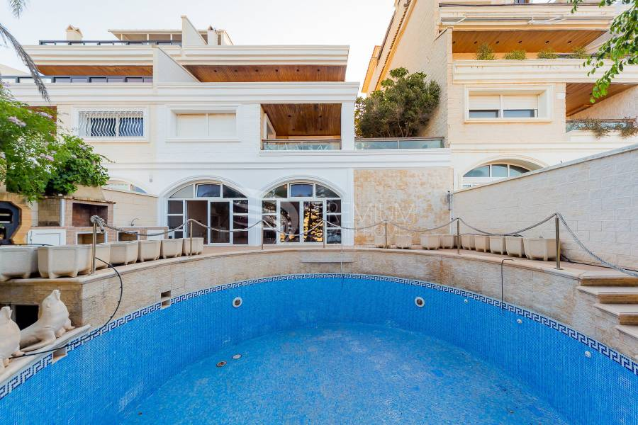 Resale - Semi-detached villa - Torrevieja - Torre Del Moro