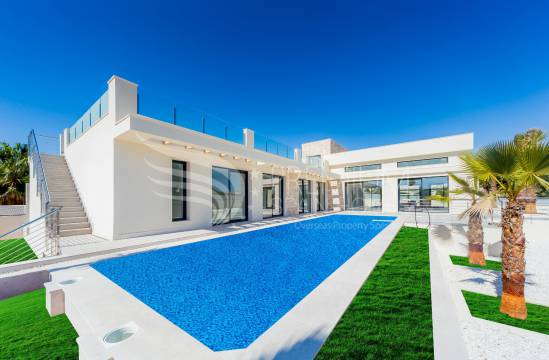 Villa - New Build - Los Balcones - Los Balcones