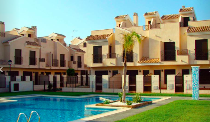 Townhouse Premium Spain Homes